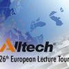 26th Alltech - European lecture tour