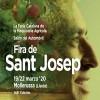 Fira de Sant Josep - CANCELADO