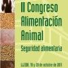 II Congreso Internacional de Alimentación Animal Seguridad Alimentaria