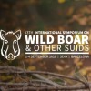 International Symposium on Wild Boar and Other Suids - Aplazado