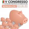 V Congreso de la Sociedad Científica de Suinicultura: Reproducción