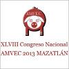 XLVIII Congreso Nacional AMVEC 2013 MAZATLÁN