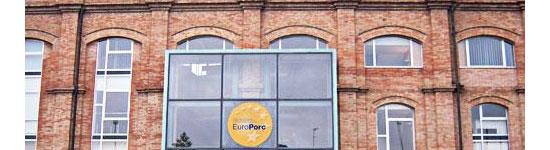 Europorc 2010 home