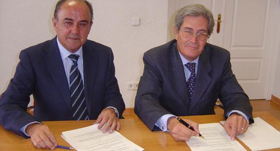 AICE: Generoso García y Quintiliano Perez