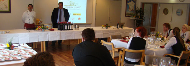 La Fundación promociona el jamón serrano español en Dinamarca, Alemania y Polonia