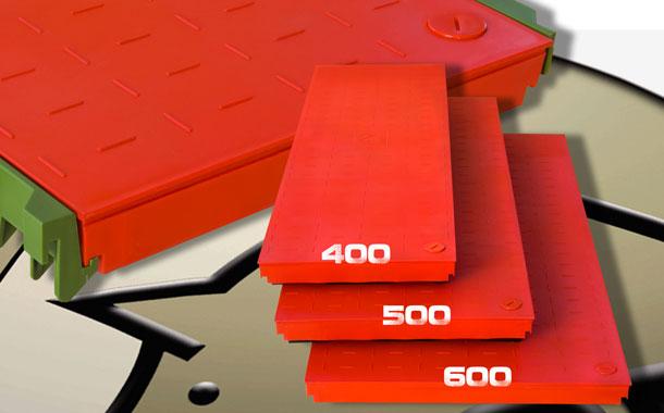 Nuevas placas calefactadas de ROTECNA