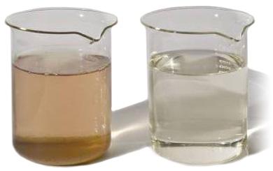 Diferencias de estabilidad de dos productos una vez disueltos