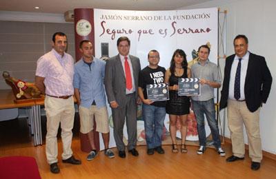 Jamón Serrano al corto
