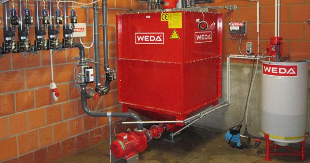Ramal para verracos de Weda