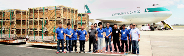 TOPIGS Filipinas envió 1.164 reproductores a QJJ Farm
