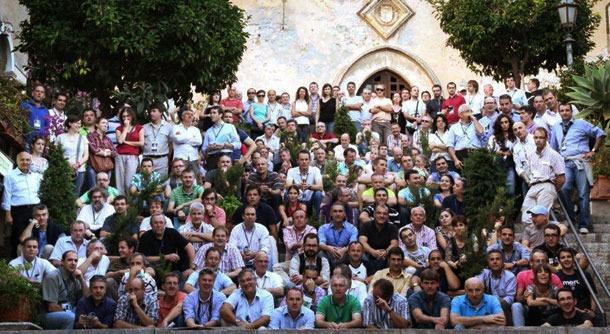 Jornada internacional de Vétoquinol en Sicilia