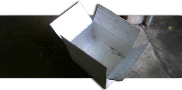 Caja isotérmica