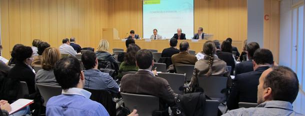 Jornada de Internacionalización del Sector Cárnico