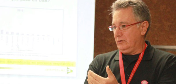 Antonio Callén en Anavepor 2012