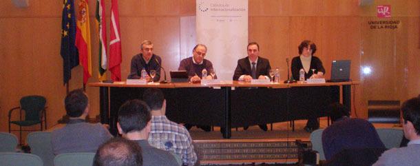 Produmix imparte una conferencia en la Universidad de La Rioja