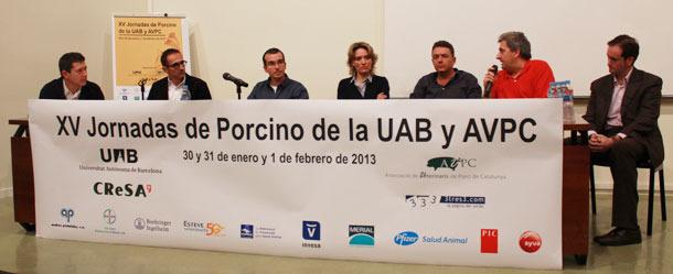 Jornadas de Porcino de la UAB