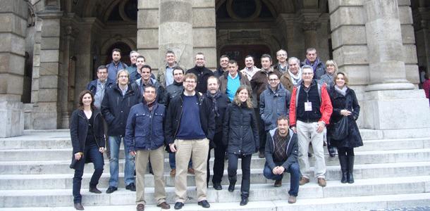 Grupo-de-asistentes-españoles-a