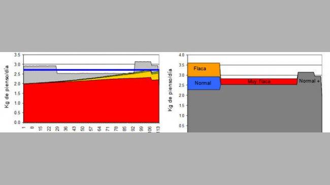 Ejemplo de una simulación (OptifeedModel)