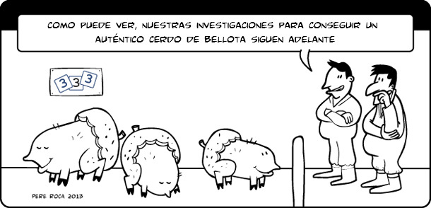 Cerdo de bellota