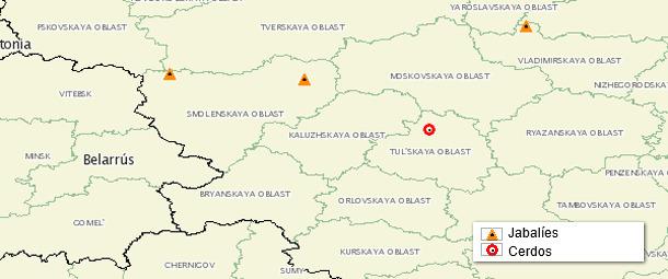 Mapa PPA