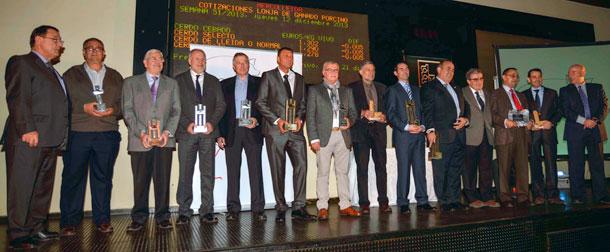 Premios Pronosporc 2013 1