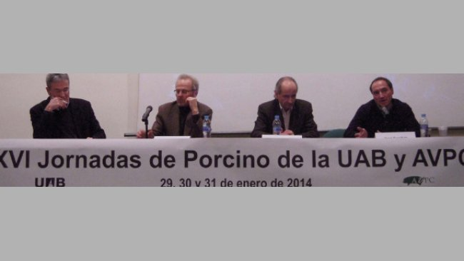 XVI Jornadas de Porcino de la UAB y AVPC