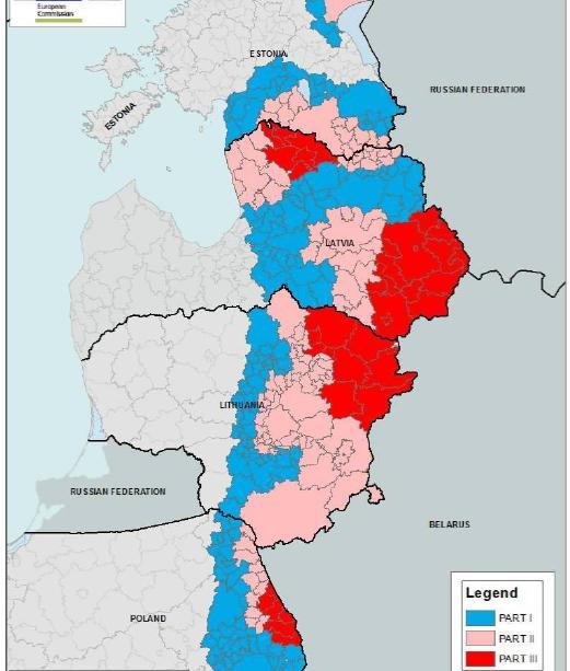 Strefy związane z występowaniem ASF w krajach UE