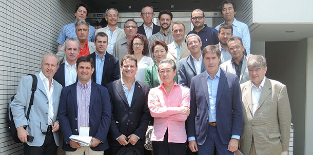 Zoetis viaja a Japón con los principales productores de porcino de España