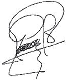 Guillem Burset signature