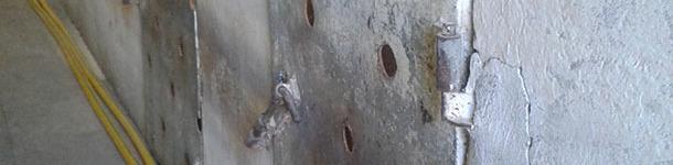 Puertas agujereadas