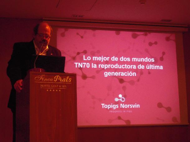 presentacion TN70