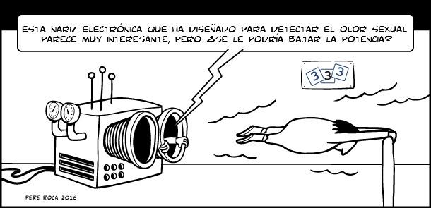 Nariz electrónica