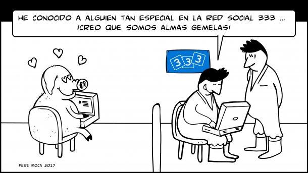 La red social 333