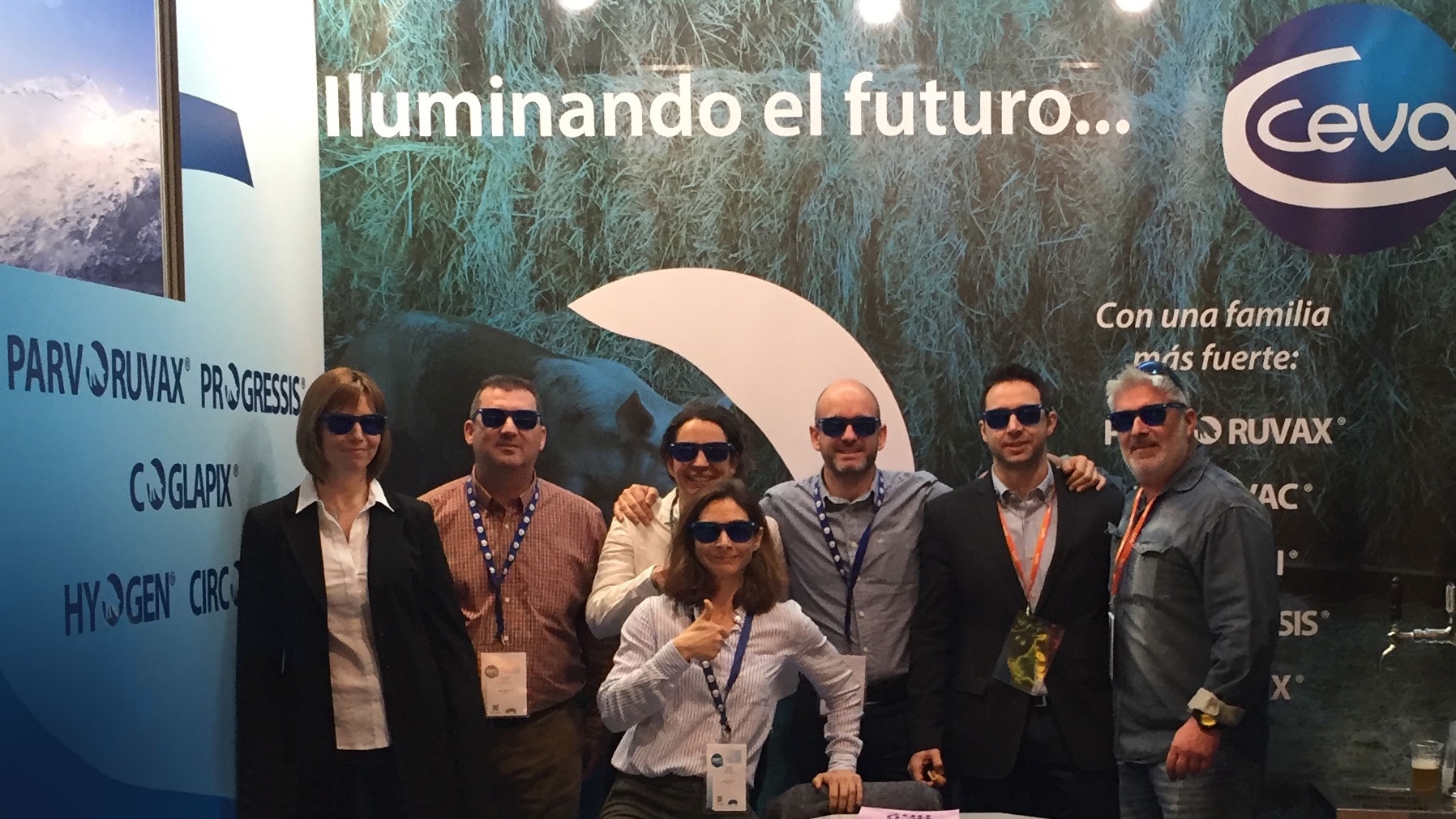 """Ceva """"ilumina el futuro"""" en el PorciForum 2017 1"""