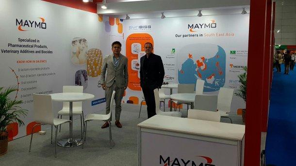 Maymó en VIV Asia