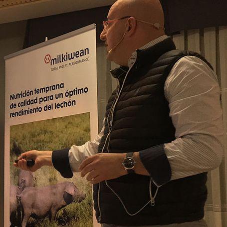 Jornadas de Porcino organizadas por Trouw Nutrition en Salamanca