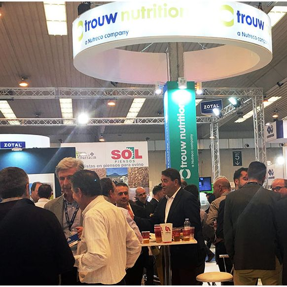 Trouw Nutrition en FIGAN 2017