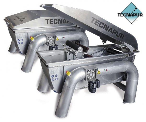Separador de Sólidos TP‐01 de TecnaPur
