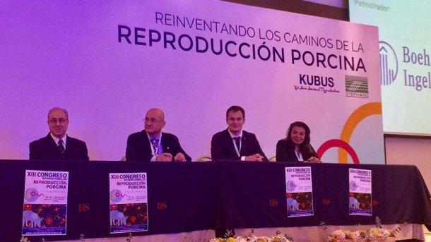 "XIII Congreso Internacional de Reproducción Porcina ""Dr. Santiago Martín Rillo"""