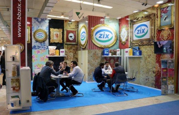 Biocidas Biodegradables ZIX en VIV Asia y en FIGAN