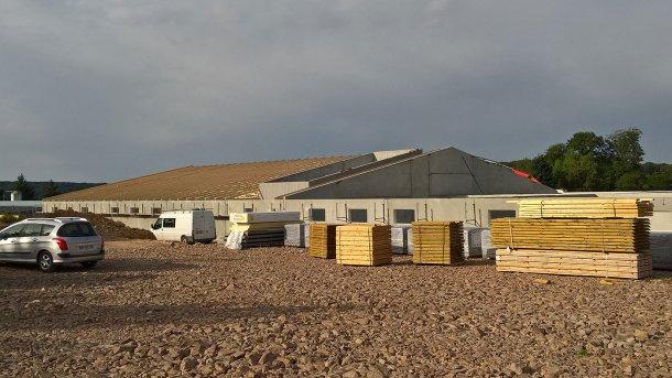 Hypor: nueva instalación en Sichamps