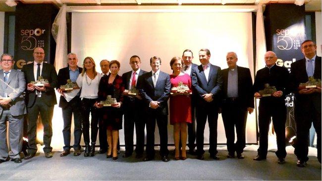 SEPOR 2017 - Premiados