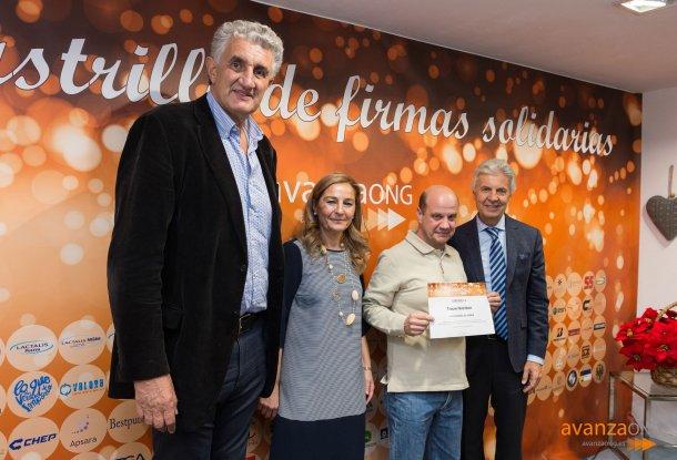Trouw Nutrition recibe el certificado de empresa solidaria de Avanza ONG