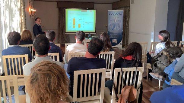 Enric Marco habló sobre el control ambiental en las granjas de porcino y su impacto sobre la salud de los cerdos.