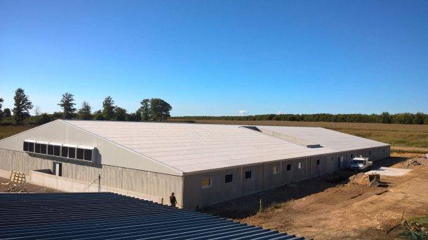 Hypor acaba de abrir las puertas de sus renovadas instalaciones de vanguardia en Sichamps (Francia)
