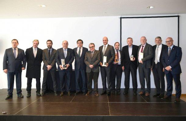 Entrega de los Premios PronosPorc 2017