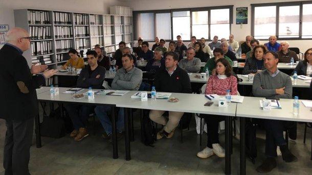 Presentación de Suvaxyn® PRRS MLV en Segovia