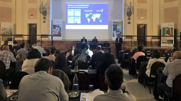 Remco van Reenen, director general de Trouw Nutrition España.