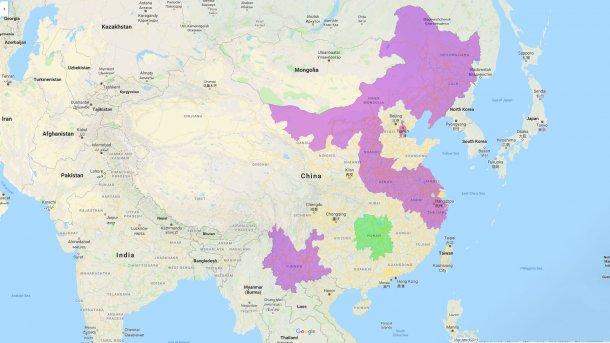 Hunan, nueva provincia afectada por PPA