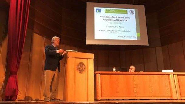 Gerard Santomá, director técnico de Trouw Nutrition España